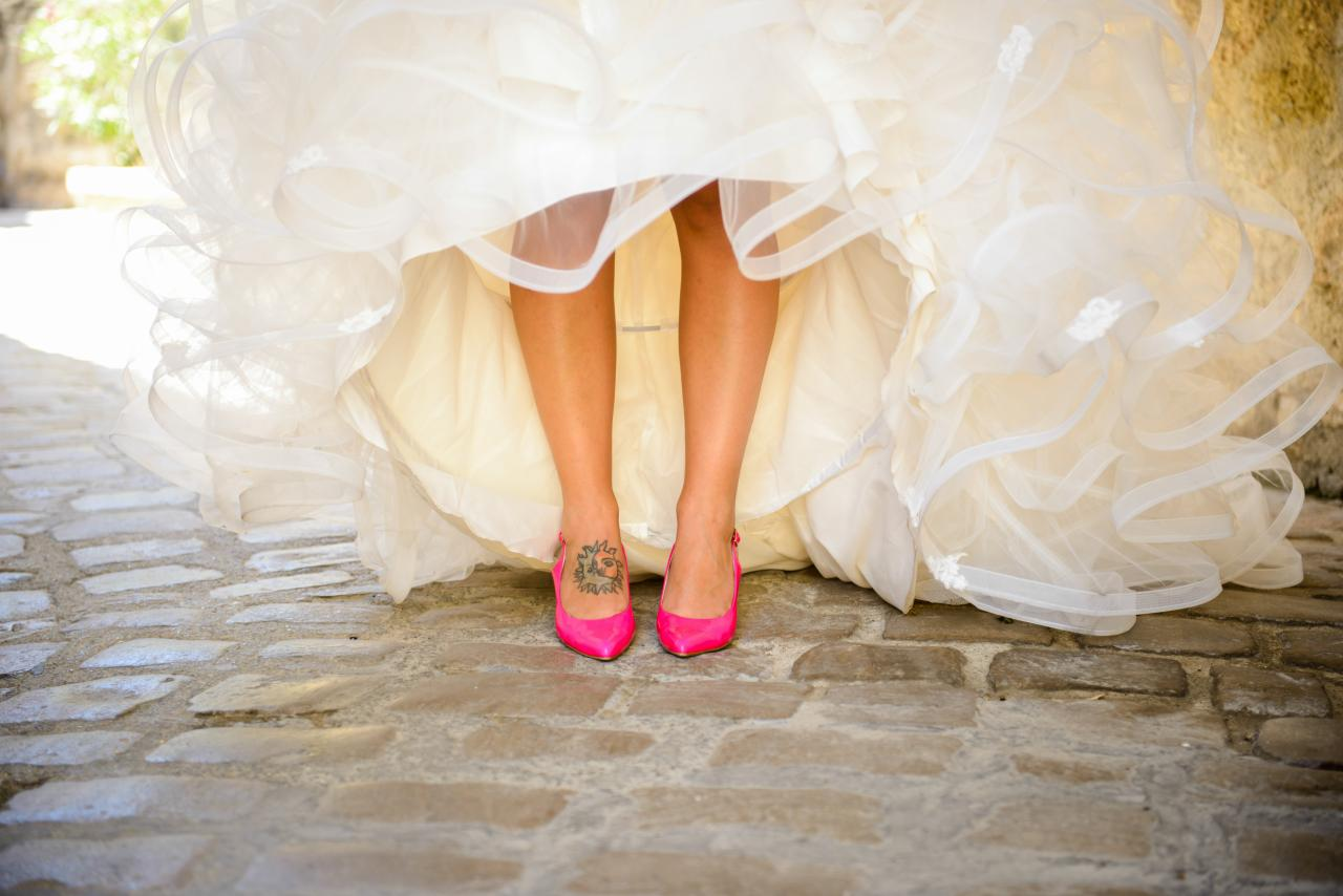 Préparatif de mariage