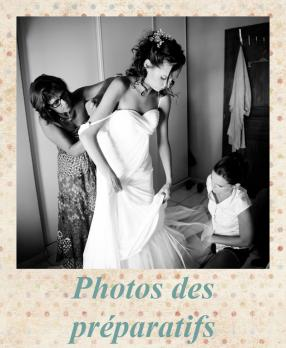 Photos des preparatifs